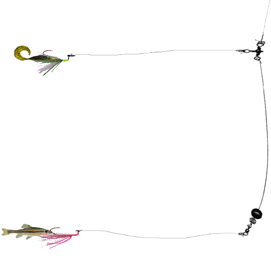 Arkie jigs arkie jigs are designed by fishermen for for Crappie fishing rigs